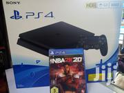 Ps4 Slim 500gb With Nba2k20 | Video Game Consoles for sale in Nairobi, Nairobi Central