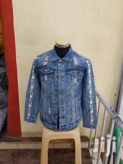 Fashionable Men's Casual Denim Jackets | Clothing for sale in Nairobi, Nairobi Central