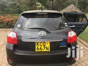 Toyota Auris 2011 Black | Cars for sale in Nairobi, Nairobi Central