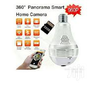 Panorama Nanny Bulb Camera With WIFI +32GB Free Memory Card | Accessories for Mobile Phones & Tablets for sale in Nairobi, Nairobi Central