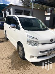 Toyota Voxy 2009 White | Cars for sale in Nairobi, Kilimani