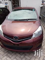 New Toyota Vitz 2013 Red | Cars for sale in Mombasa, Miritini