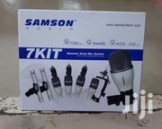 Samson 7 Kit Drum Mics | Audio & Music Equipment for sale in Nairobi, Nairobi Central