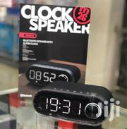 Remax RB-M26 2 In 1 Speaker Bluetooth/Alarm Clock | Audio & Music Equipment for sale in Mombasa, Mji Wa Kale/Makadara