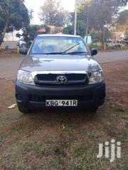 Toyota Hilux 2009 Gold | Cars for sale in Nairobi, Ziwani/Kariokor
