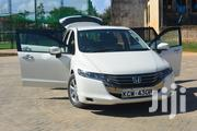 Honda Odyssey EX 2012 White | Cars for sale in Mombasa, Tononoka