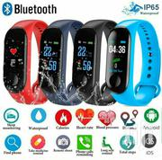 M3 Smart Band Watch Bracelet(Steps,Heart Rate,Blood Pressure Monitor) | Smart Watches & Trackers for sale in Nairobi, Nairobi Central