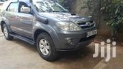 Toyota Fortuner 2008 Gray | Cars for sale in Nairobi, Nairobi Central