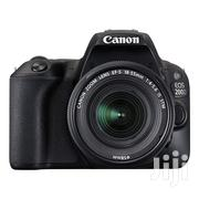 Canon EOS 200D Camera (18-55 Is Stm Kit) | Photo & Video Cameras for sale in Nairobi, Nairobi Central