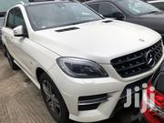 Mercedes-Benz M Class 2012 White | Cars for sale in Mombasa, Tudor
