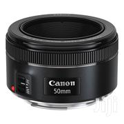 Canon EF 50mm F/1.8 STM Camera Lens | Cameras, Video Cameras & Accessories for sale in Nairobi, Nairobi Central