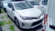 Toyota Auris 2013 White | Cars for sale in Mombasa, Tudor