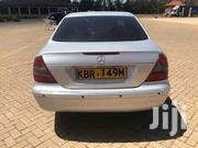 Mercedes-Benz E200 2005 Silver | Cars for sale in Nairobi, Nairobi West