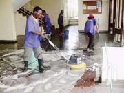 """Multicare Service Apartment Cleaners We Clean You Shine"""""""" 