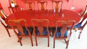 8 Seater Mahogany Dining Table | Furniture for sale in Mombasa, Mkomani