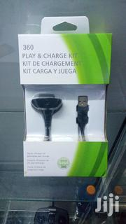 XBOX 360 Play And Charge Kit | Video Game Consoles for sale in Nairobi, Nairobi Central