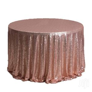 Sequin Table Cloths For Sale And Hire