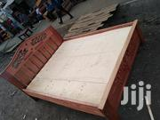 Mahogany Bed 6 *6 Feets | Furniture for sale in Nairobi, Nairobi Central