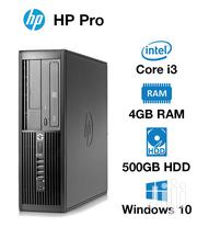 New Desktop Computer HP 4GB Intel Core i3 HDD 500GB   Laptops & Computers for sale in Nairobi, Nairobi Central