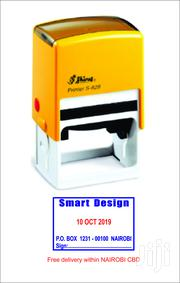 Rubber Stamp Printer S-828 & Company Seal | Manufacturing Services for sale in Nairobi, Nairobi Central