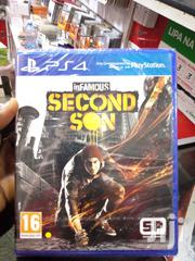 Infamous Second Son For Ps4 | Video Games for sale in Nairobi, Nairobi Central