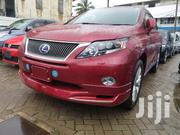 Lexus LX 2012 570 Red   Cars for sale in Mombasa, Tudor