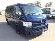 New Toyota HiAce 2012 Blue | Cars for sale in Mombasa, Shimanzi/Ganjoni