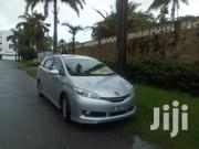Toyota Wish 2012 Silver | Cars for sale in Mombasa, Mji Wa Kale/Makadara