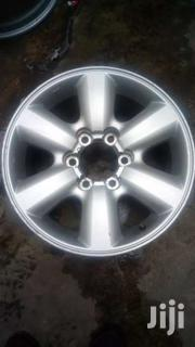 Toyota Hilux Vigo Sport Rims Size 17 Inch | Vehicle Parts & Accessories for sale in Nairobi, Nairobi Central