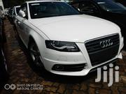 Audi A4 2012 White | Cars for sale in Mombasa, Ziwa La Ng'Ombe