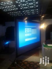 "Rear Projection Screen 72"" X 96"" 