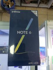 New Infinix Note 6 64 GB Black | Mobile Phones for sale in Nairobi, Nairobi Central