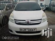 Toyota ISIS 2011 White | Cars for sale in Mombasa, Ziwa La Ng'Ombe