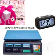 30KG Digital Price & Weight Computing Scale Double Sided Display | Store Equipment for sale in Nairobi, Nairobi Central