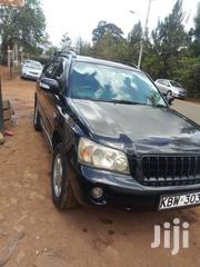 Toyota Kluger 2006 Black | Cars for sale in Nairobi, Kahawa
