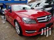 Mercedes-Benz C250 2012 Red | Cars for sale in Mombasa, Tononoka