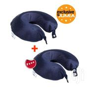 Dr Mattress Dr.Pillow Visco Travel Neck Pillow + Get 1 Free | Home Accessories for sale in Nairobi, Nairobi Central
