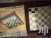 Glass Chess Set With Wooden Case | Books & Games for sale in Nairobi, Kilimani