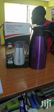 2litres Stainless Steel Vacuum Coffee Flask | Kitchen & Dining for sale in Nairobi, Nairobi Central