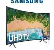 Samsung UHD 4K Curved Smart LED TV 55 Inch "