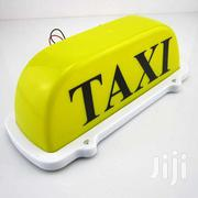 Taxi Led Magnetic Roof Sign | Vehicle Parts & Accessories for sale in Nairobi, Nairobi Central