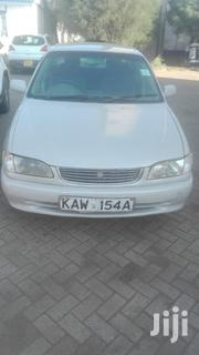 Toyota Corolla 2000 X 1.3 Automatic Silver | Cars for sale in Nairobi, Nairobi Central
