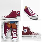 Maroon Converse Allstars Sneakers | Shoes for sale in Nairobi, Nairobi Central