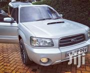 Subaru Forester 2003 Automatic Silver | Cars for sale in Nairobi, Kasarani