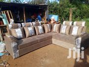 A Five Sitter L- Seat | Furniture for sale in Uasin Gishu, Kimumu