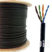 305m Cat6 Outdoor Underground Burial Cable Wire Waterproof   Computer Accessories  for sale in Nairobi, Nairobi Central