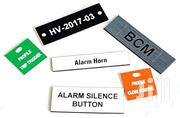 Engraved Door Labels And Signage   Manufacturing Services for sale in Nairobi, Ngara