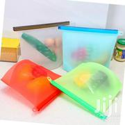 4 Pieces Reusable Silicone Bags 1.5 Litres | Kitchen & Dining for sale in Nairobi, Nairobi Central