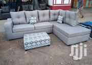 Best Corner Seats/L Shape Sofa | Furniture for sale in Nairobi, Ziwani/Kariokor