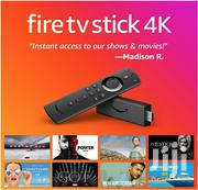 New Fire TV Stick 4K With Alexa Voice Remote, Streaming Media Player | TV & DVD Equipment for sale in Nairobi, Kasarani
